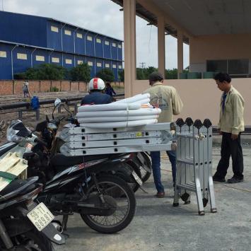 Lắp Đặt Máy Reetech 2HP KCN Minh Hưng Hàn Quốc - Bình Phước