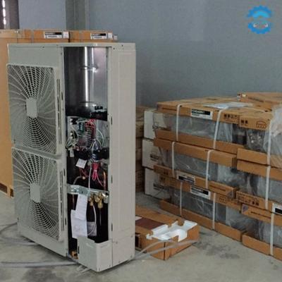 Thi công máy lạnh âm trần công trình Phú Mỹ, Bà Rịa Vũng Tàu