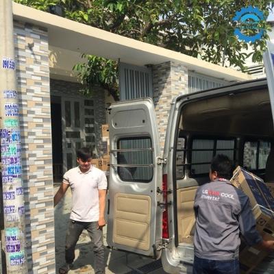 Lắp máy lạnh Electrolux khu phòng trọ, Q. Thủ Đức